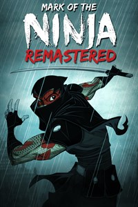 Carátula para el juego Mark of the Ninja: Remastered de Xbox 360
