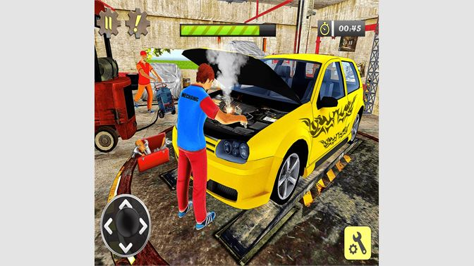 Get Car Mechanic Auto Workshop 3D - Microsoft Store