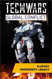 Techwars Global Conflict - Flatout Prosperity Legacy