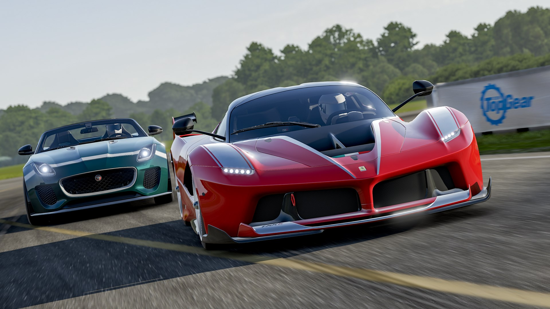 Forza Motorsport 6 Top Gear Car Pack