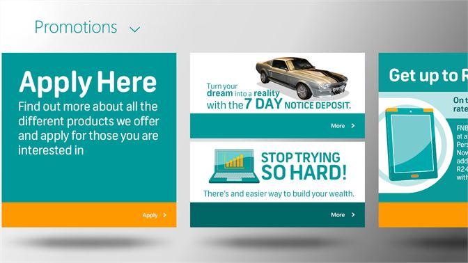 Get FNB Banking App - Microsoft Store en-ZA