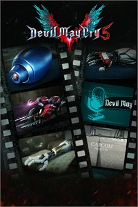 Carátula del juego Devil May Cry 5 Deluxe Upgrade