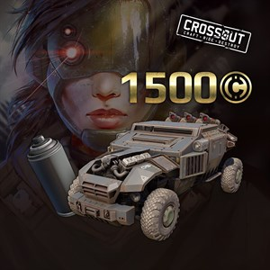 Crossout - Assault Force: Charlie-7 Xbox One