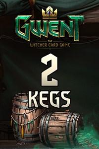 GWENT – 2x Card Kegs