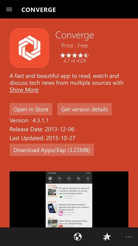 9Zen Store – (Windows Phone تطبيقات) — AppAgg