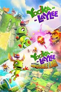 Carátula para el juego Yooka-Laylee: Buddy Duo Bundle de Xbox 360
