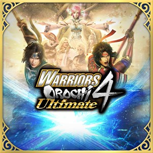 WARRIORS OROCHI 4 Ultimate Deluxe Edition with Bonus Xbox One