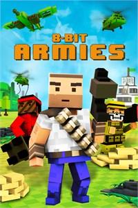Carátula para el juego 8-Bit Armies de Xbox 360