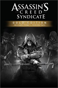 Carátula del juego Assassin's Creed Syndicate Gold Edition