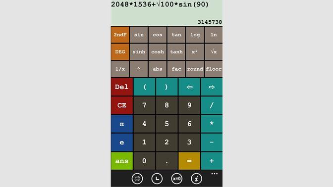 Buy Grapher Calculator - Microsoft Store