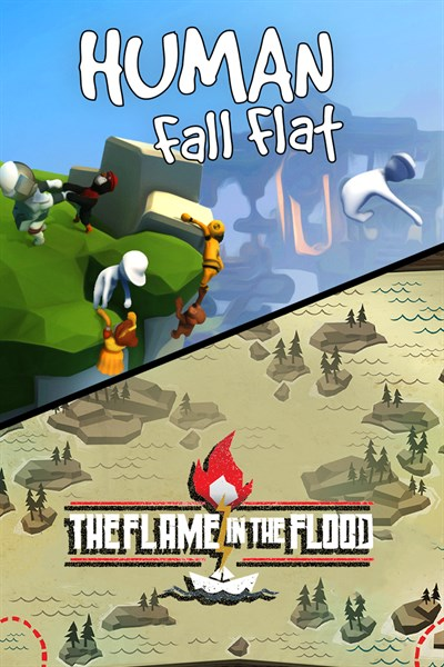 Human: Fall Flat + The Flame in the Flood Bundle