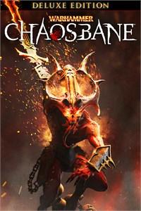 Carátula para el juego Warhammer: Chaosbane Deluxe Edition de Xbox 360