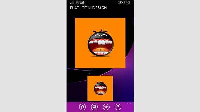 Get Flat Icon Creator - Microsoft Store