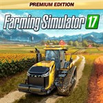 Farming Simulator 17 - Premium Edition Logo