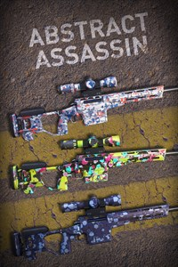 Abstract Assassin Skin Pack
