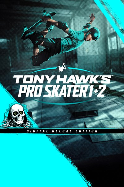 Tony Hawk's™ Pro Skater™ 1 + 2 - Cross-Gen Deluxe Bundle
