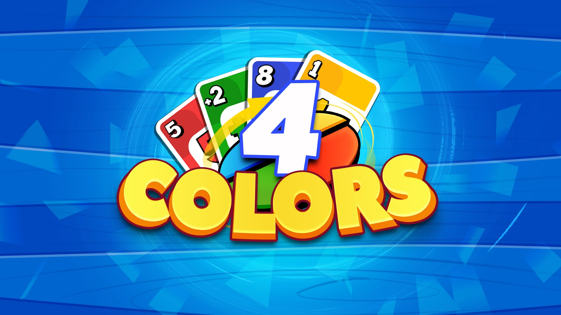 Buy 4 Colors Uno Card Game - Microsoft Store