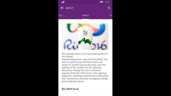 Official Rio 2016 Olympics app now in the Windows Store 2