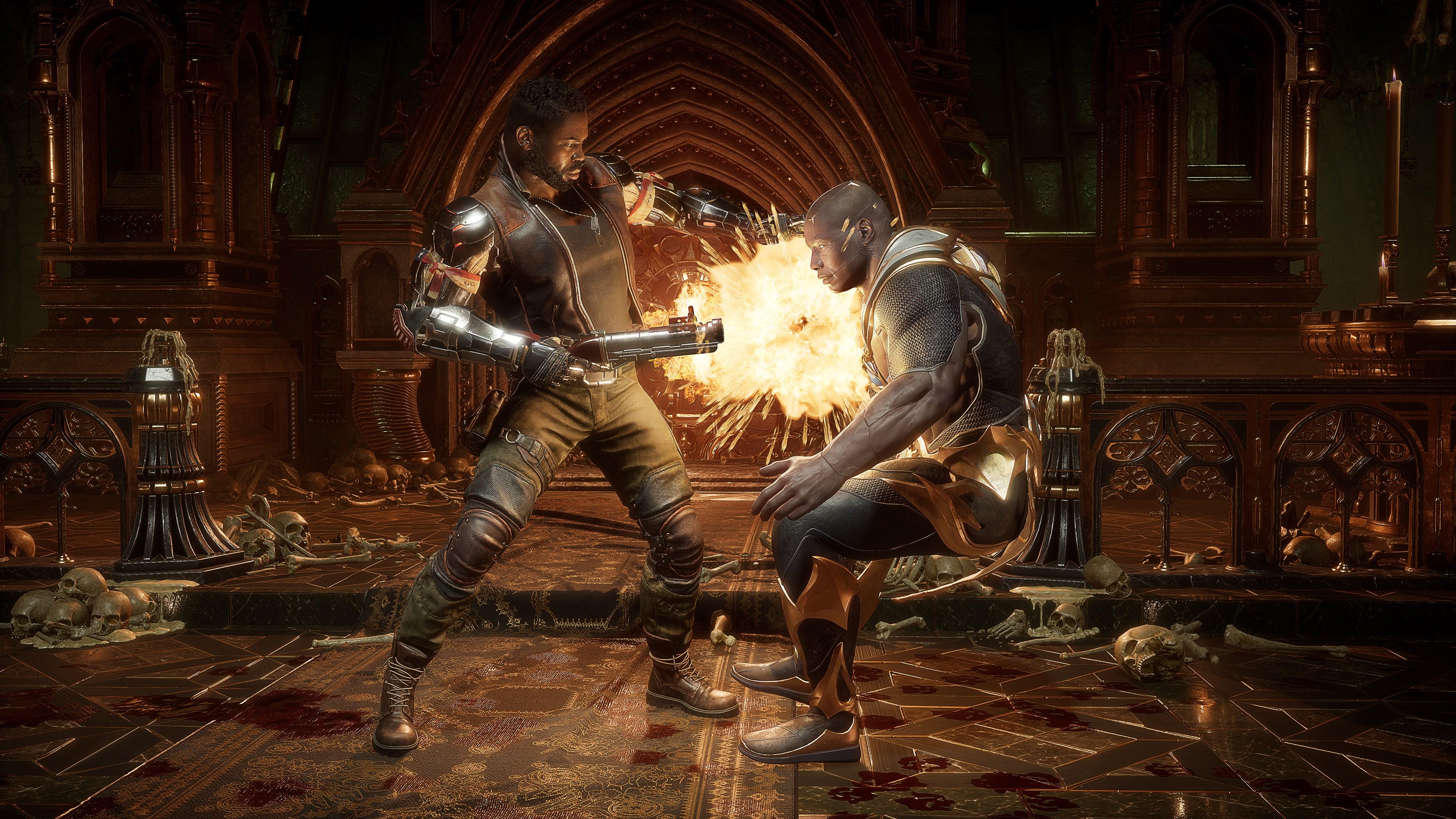 Скриншот №8 к Mortal Kombat 11