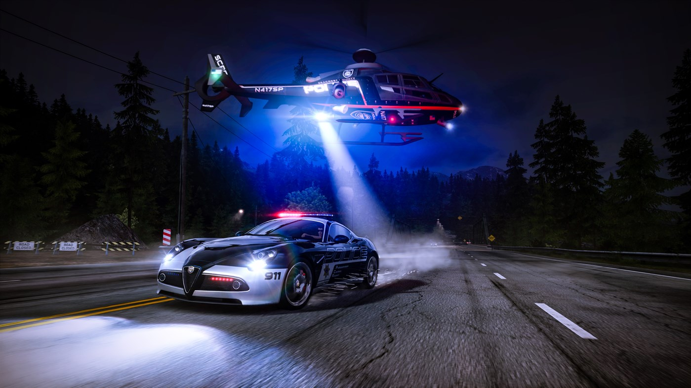 Análisis de Need for Speed: Hot Pursuit Remastered - Xbox One X 1