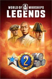 World of Warships: Legends - Going on Two!