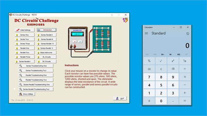 Acheter DC Circuits Challenge - Microsoft Store fr-MA