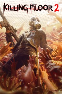 Carátula para el juego Killing Floor 2 de Xbox 360