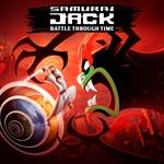 Samurai Jack: Battle Through Time Logo