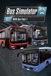 MAN Bus Pack 1