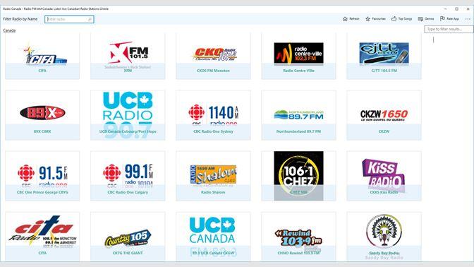 Obtener Radio Canada - Radio FM AM Canada: Listen live Canadian