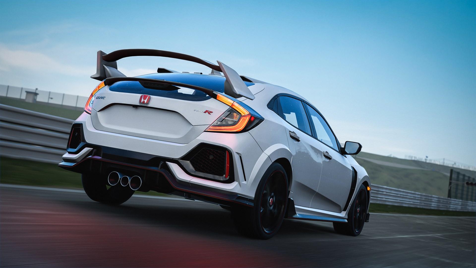 Forza Motorsport 7 2018 Honda Civic Type R
