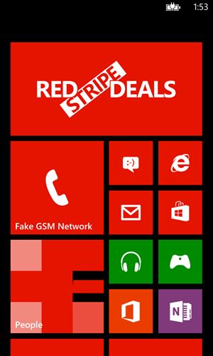 Red Stripe Deals Screenshot