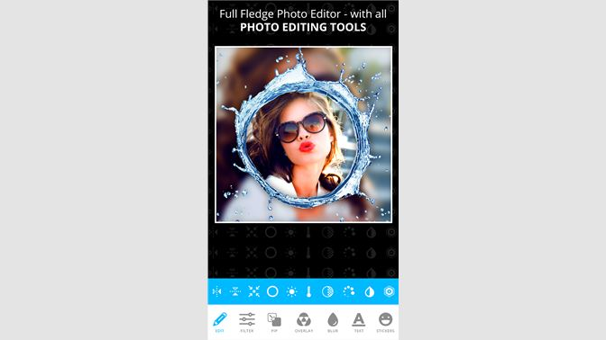 Get PIP Camera - Creative Photo Frames & Photo Editor - Microsoft Store
