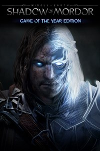 Carátula para el juego Middle-earth: Shadow of Mordor - Game of the Year Edition de Xbox One