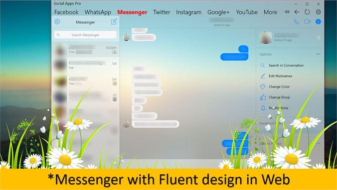 Get Social Apps Messenger - Microsoft Store en-NZ