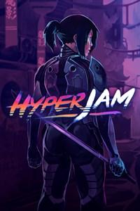Carátula para el juego Hyper Jam de Xbox One