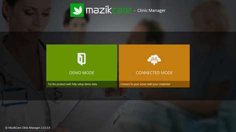 MazikCare Clinic Manager Screenshots 1