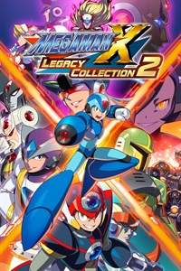Carátula del juego Mega Man X Legacy Collection 2