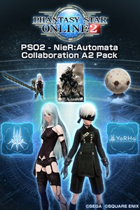 PSO2 - NieR:Automata Collaboration A2 Pack