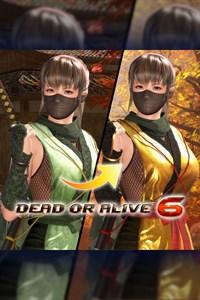 Costume Ninja della trasformazione di DOA6 - Hitomi