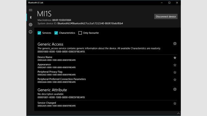 Get Bluetooth LE Lab - Microsoft Store
