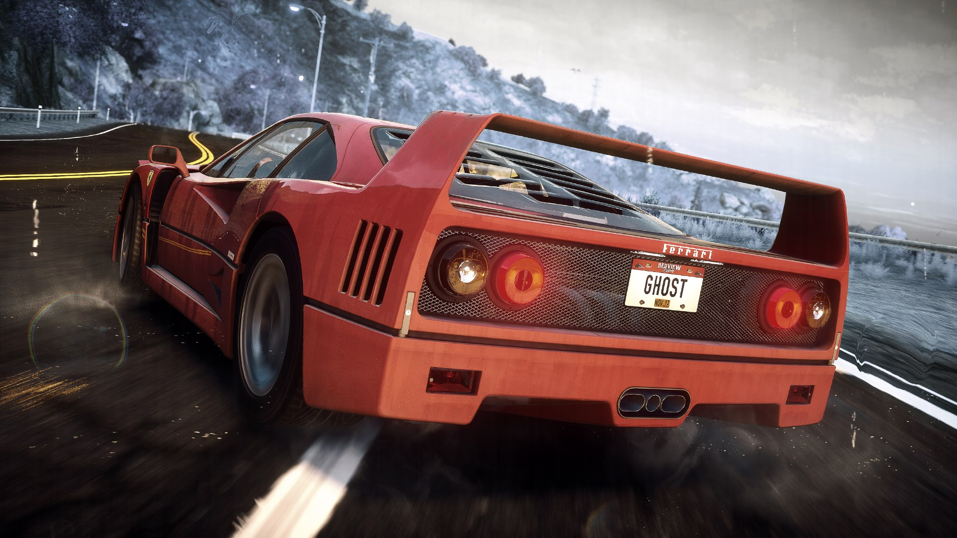 Need for Speed™ Rivals Ferrari Edizioni Speciali Corredores