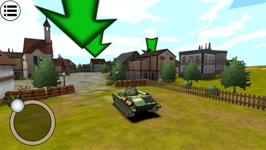 Tanks World War screenshot 2