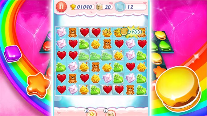 Get Candy Witch - Match 3 Puzzle Free Games - Microsoft Store
