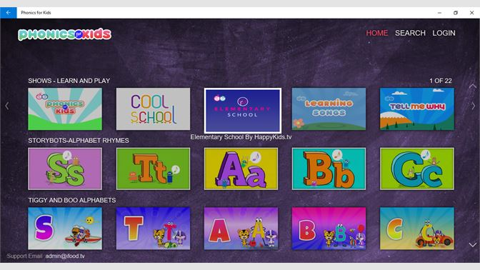 Get PHONICS FOR KIDS - Microsoft Store