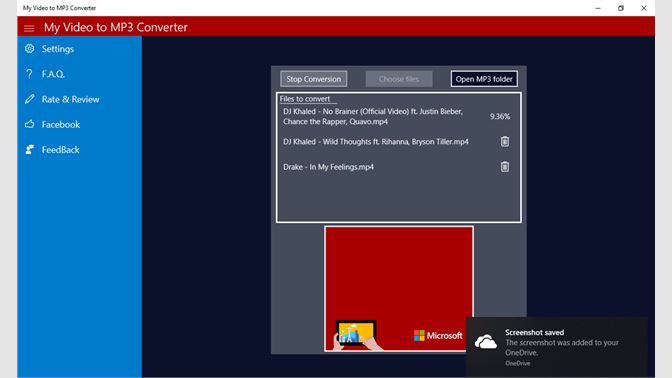 Buy My Video to MP3 Converter - Microsoft Store