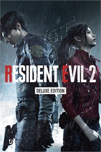 Carátula del juego RESIDENT EVIL 2 Deluxe Edition