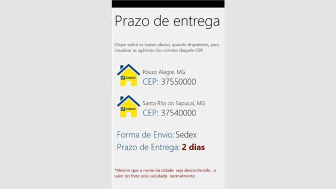 Get Frete Brasil - Microsoft Store