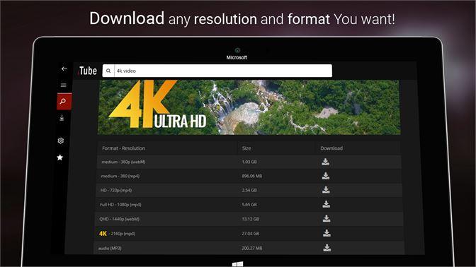 Get iTube - Video Downloader for YouTube 4K & MP3 Converter