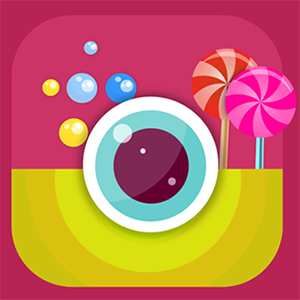 Candy Camera Sweet Snap Selfie